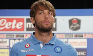 Michu has not played for Napoli since November  (Image from Getty)