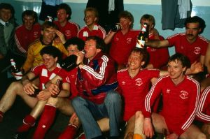 Can the current Aberdeen team replicate the success of Fergie's side?  (Image from Getty)