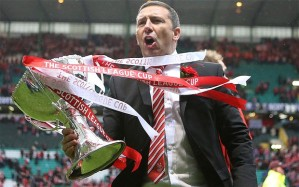 Aberdeen look for further silverware after winning the League Cup last year (Image from Getty)