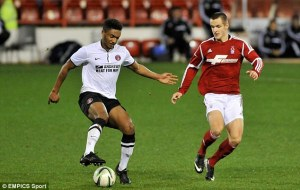 Gomez is the latest youngster to emerge from the clubs youth team  (Image from Emipics)