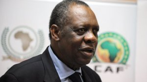 CAF President Issa Hayatou has had much to ponder of late  (Image from Getty)