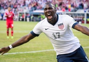US striker Jozy Atlidore is Toronto bound, if the MLS approves  (Image from Mike Russell | mikerussellfoto.com)