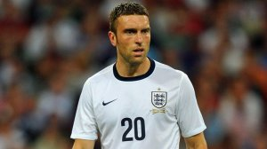 Never in doubt - Only injury could have stopped Lambert from taking his place in the England World Cup squad  (Image from Getty)