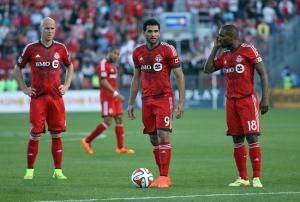 Toronto prepare for new season without Defoe (Image from Tom Szczerbowski-USA TODAY Sport)