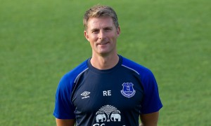 Richard Evans is working with Martinez on the investigation  (Image from EvertonFC)