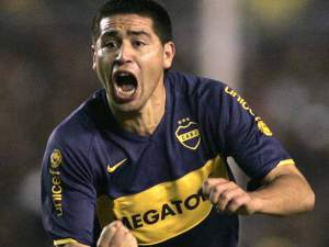 Juan Roman Riquelme - the last true playmaker? (Image from Getty)