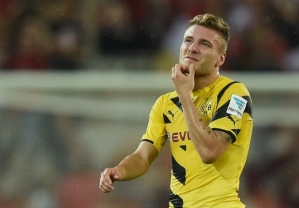 Immobile and Ramos have failed to settle in at Dortmund  (Image from Getty)