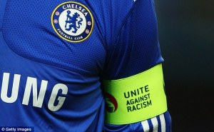 Chelsea have been caught up in yet another racism incident (Image from Getty)