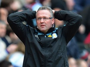 Lambert Out As Villa Look To Rescue Their Season (Image from getty)