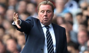 Redknapp resigned (Image from PA)