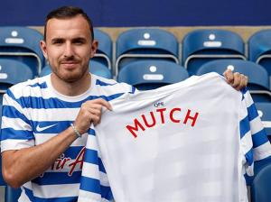 Mutch has left QPR for Palace  (Image from Getty)