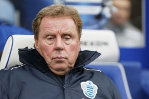 Harry quit QPR this morning citing a knee issue  (Image from Getty)