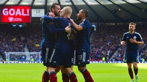 Wins for all the Home Nations  give hope to qualification (Image from Getty)