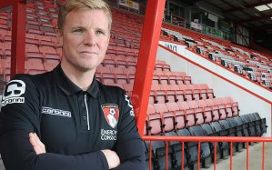Miracle worker - Eddie Howe  (Image from Getty)