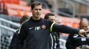 Jackie McNamara is calling for a restructuring of the current league format (Image from PA)