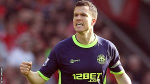 Gary Caldwell has been appointed as Wigan's new manager with the task of rebuilding them (Image from Getty)