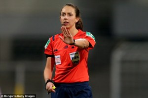 Referees like Marija Kurtes should be supported not used as scapegoats by UEFA and FIFA  (Image from Bongarts/ Getty)