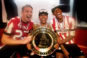 PSV champions once more (Image from Getty)