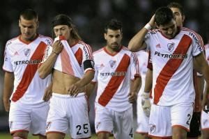 River Plate's relegation caused headaches for the AFA  (Image from Getty)