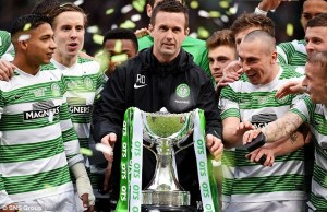 Celtic continue the old firm dominance of Scottish football  (Image from AP)
