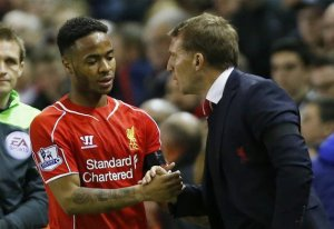 The actions of Sterling's agent have put him on a collision course with the club  (Image from PA)