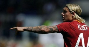 Simon Kjaer is a product of FC Midtylland's youth academy  (Image from AFP)