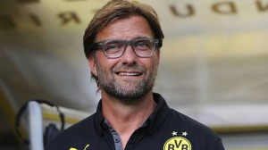The super suave Klopp is eyeing his next move  (Image from PA)