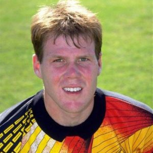 A young Brad Friedel during his Galatasaray days  (Image from Getty)