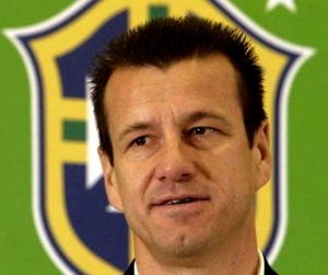Copa target - Brazil manager Dunga (Image from Getty)