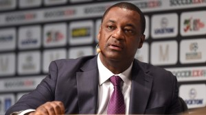 FIFA vice-president Jeffrey Webb was one of those arrested  (Image from Getty)