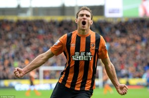Nikica Jelavic is Hull's top goal scorer with eight goals  (Image from Getty)