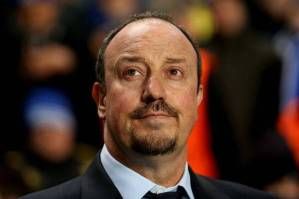 Real Bound? - Rafa Benitez (Image from PA)
