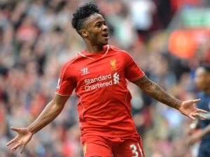 Sterling wants to leave Liverpool this summer (Image from Getty)