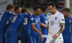 England finish bottom of their group and are knocked out (Image from PA)