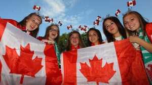 Canada gears up for the 2015 Women's World Cup (Image from Getty)
