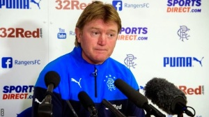 Despite his best efforts, Stuart McCall failure in getting Rangers promotion cost him the job  (Image from Getty)