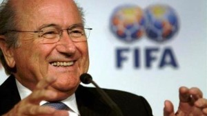 Another four years under Blatter (Image from Getty)