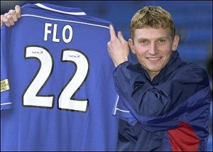 The days of overspending on players like Flo are over for Rangers  (Image from AP)