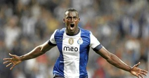 Jackson Martinez is set to be AC Milan's first summer signing  (Image from Getty)