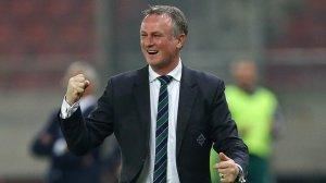 Michael O'Neill has turned Northern Ireland around  (Image from AFP)