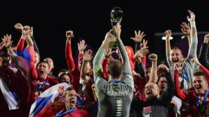 Serbia have won the Under 20's World Cup (Image from Getty)