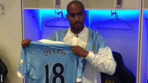 Delph finally signs for Manchester City  (Image from BBC)