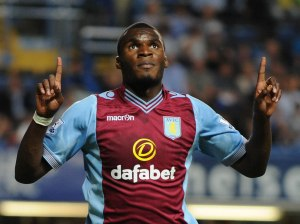 Also Leaving? Christian Benteke  (Image from PA)
