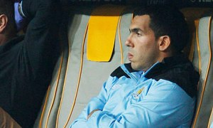 City are keen to avoid another Tevez situation with Sterling  (Image from Getty)