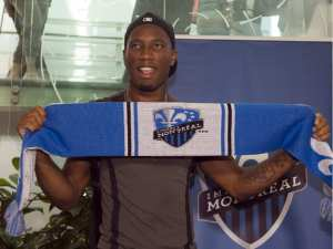 Immediate Impact - Drogba signs (Image from Getty)