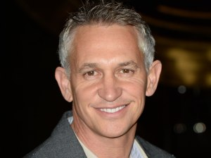 Always with an opinion - Gary Lineker  (Image from AFP)