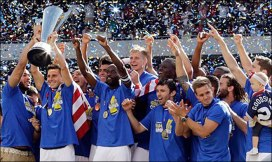 Can the US defend the Gold Cup? (Image from AP Photo/Nam Y. Huh)