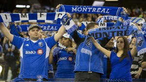 Montreal Impact have started well but their chances will be boosted by Drogba's arrival  (Image from THE CANADIAN PRESS/Peter McCabe)