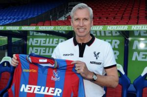 Pardew has been instrumental in turning Palace around  (Image from PA)