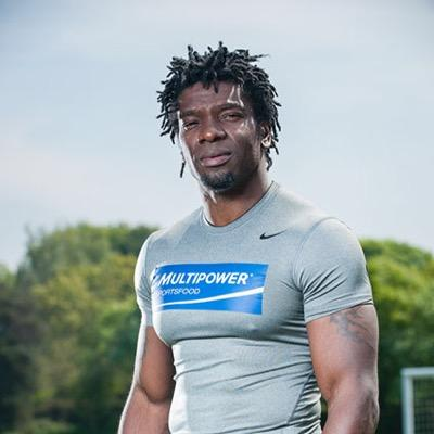 Tony Daley is now head of fitness at Wolves (Image from Twitter)